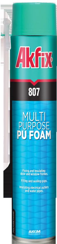 Akfix 807 Multi Purpose Winter PU Foam